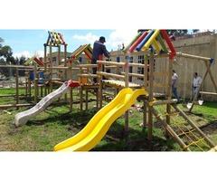 Venta de parques en madera