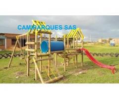 Venta de parques infantiles economicos