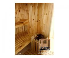 Equipos generadores de calor para Sauna y vapor para turco