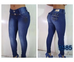 JEANS DAMA 100% COLOMBIANOS