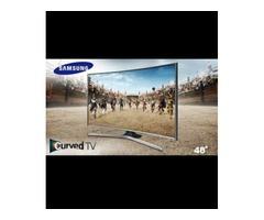 """SAMSUNG CURVED SMART TV DE 32"""" 40"""" Y 48"""" UHD MÁS TEATRO BLURAY  CON BARRA DE SONIDO"""