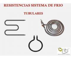 FABRICACION DE RESISTENCIAS INDUSTRIALES SEGUN SU REQUERIMIENTO, SUMINISTROS