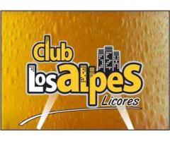 Club Los Alpes Estanco tipo Bar