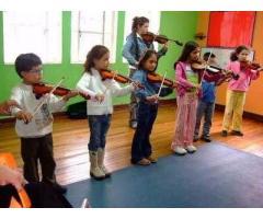 Academia de Música y  Pintura en la Calera Cundinamarca