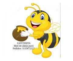 Venta de miel 100 % pura