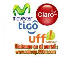 Minutos voip $60  callcenter para empresas en Bogota
