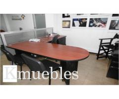 Mesas y Escritorios para Oficinas