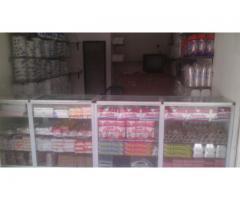 Vendo almacén de plásticos y desechables bien ubicado ruta principal de Busetas buen comercio comida