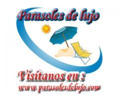 Parasoles de lujo, carpas y toldos en Colombia!