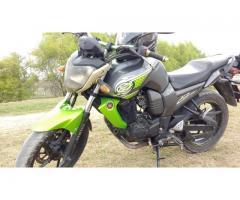Moto fz 16