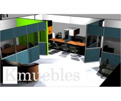 Reubicaciones mantenimeintos y Restauraciones de muebles de Oficina