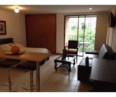 apartamentos amoblados en Medellín Colombia por días, semanas o meses