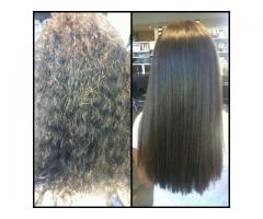 planchado cabello