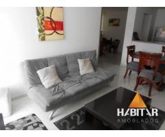 Alquiler y alojamiento temporal apartamento amoblado 2 habitaciones, Bucaramanga