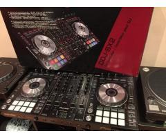 Pioneer DDJ-SX2 $450 Pioneer XDJ-RX2 $900 Pioneer XDJ-1000MK2..$650