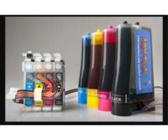 Sistemas continuos para impresoras Epson HP