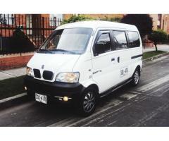 Camioneta Escolar DFM 2010