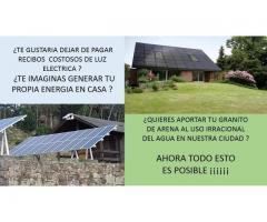 PANELES SOLARES. ENERGÍAS LIMPIAS Y DURADERAS