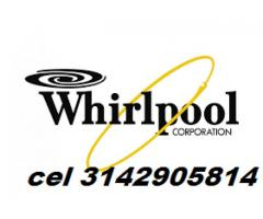 whirlpool  servicio especializado pbx 3641667 cel 3142905814
