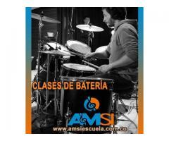 Clases y Taller de Batería y Percusión Latina .
