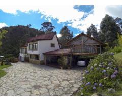 Casa en Venta en Barrio La Calera de Bogota. Estrato 2